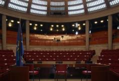 L'hémicycle du Palais d'Iéna