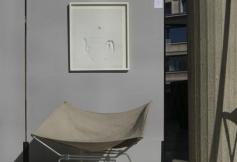 Vente aux enchères au Palais d'Iéna : Arts décoratifs et design et collection Sylvestre Verger on/off the wall
