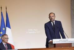 Discours d'Edouard Philippe, Premier Ministre, le 12 septembre 2019 au CESE, sur la refondation du système de retraite