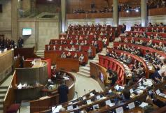 Séance plénière d'installation de la nouvelle assemblée - 1er décembre 2015