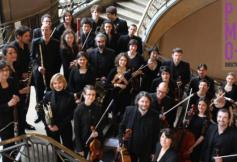 Concert Schubert par le Paris Mozart Orchestra