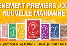 """Le CESE participe à l'opération """"premier jour"""" après la présentation du nouveau visuel de la Marianne placée sous le signe de la jeunesse"""