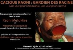 Cacique Raoni : gardien des racines
