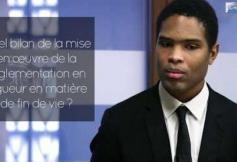 Questions à Alexandre MOKEDE (FHF) - Fin de vie