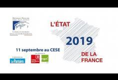 Rendez-vous sur l'état de la France au CESE