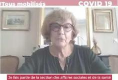 #TousMobilisés : Sylvie Castaigne - membre du CESE