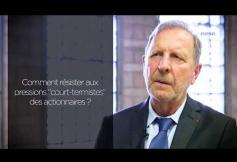 Questions à Christian LABEYRIE (VINCI) - Finance durable