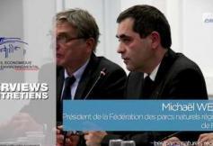 Questions à Michaël WEBER (Fédération PNR) - Les parcs naturels régionaux