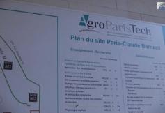 Visite sur les toits de l'Agroparitech avec Baptiste GRARD - l'agriculture urbaine