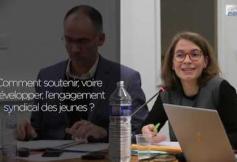 Questions à Camille DUPUY (IRES) - jeunes et avenir du travail
