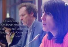Questions à Mme REVAULT d'ALLONNES-BONNEFOY (députée UE) - fonds structurels européens