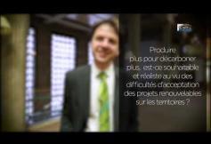 Questions à David MARCHAL (Ademe) - accélérer la transition énergétique