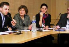 Table ronde du secteur des services à domicile - emploi des séniors