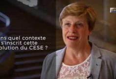 """Le CESE a adopté sa résolution """"Construire demain"""" sur l'après Covid"""