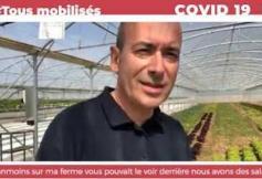 #TousMobilisés : Christophe Grison