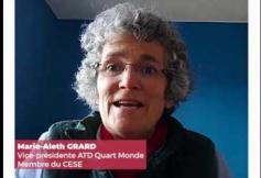 #TousMobilisés : Marie-Aleth GRARD - membre du CESE