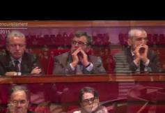 La séance plénière d'installation du CESE : élection des présidents des formations de travail