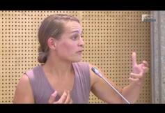 """Table ronde de représentant.e.s de """"collectivités territoriales"""" - temps de vie des femmes"""