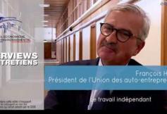 Questions à François HUREL (Union des auto-entrepreneurs) - travail indépendant