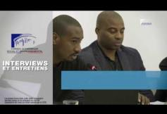 Itw de Moussa CAMARA et  Dawari HORSFALL - L'économie du sport
