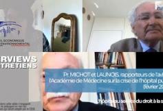 Prs. MICHOT et LAUNOIS (Académie Médecine) - l'hôpital au service du droit à la santé