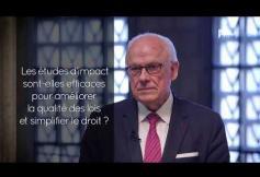 Questions à Alain LAMBERT (CNEN) - études d'impacts