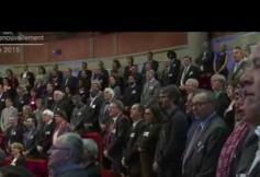 Séance de renouvellement et élection du président du CESE pour la mandature 2015-2020