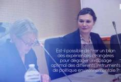 Hélène BLAKE (OCDE) - leviers fiscaux pour transition écologique
