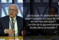 Pierre MÉHAIGNERIE (communauté du pays de Vitré) - réduction du chômage de longue durée
