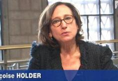Audition de Françoise HOLDER (Force femmes)