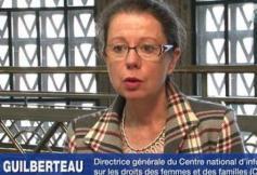 Audition de Annie Guilberteau (CNIDFF)