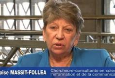 Questions à Françoise Massit-Follea (Chercheure)