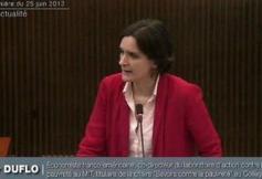 Revoir la séance débat d'actualité avec Esther Duflo, économiste franco-américaine
