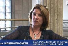 Audition de Laurence MONNOYER-SMITH (CNDP)
