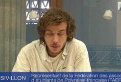 Audition de Théo SIVILLON (FAEPF)