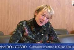 Audition de Mme Françoise BOUYGARD (Cour des comptes)