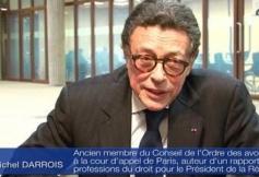 Audition de Maître Jean-Michel DARROIS