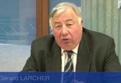 Audition de M. Gérard LARCHER, ancien Président du Sénat