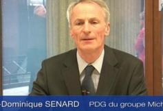 Audition de M. Jean-Dominique SENARD (Groupe Michelin)
