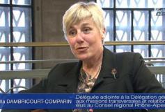 Audition de Mme Christilla DAMBRICOURT-COMPARIN
