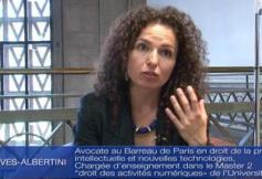 Audition de Maître Aude VIVES-ALBERTINI, Avocat au Barreau de Paris