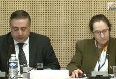 Audition de Viviane BOUYSSE (Inspectrice générale de l'éducation)