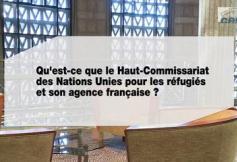 Questions à Philippe LECLERC, Représentant du HCR