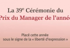 39ème édition du prix du Manager de l'année au CESE