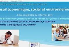 Revoir la plénière : L'insertion professionnelle et sociale des jeunes ultramarins