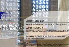 3 questions à Laurent TORCHEUX et Sylvain HERCBERG (EDF)
