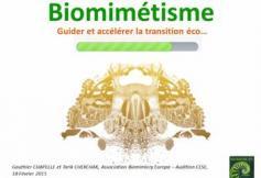 Audition de Tarick CHEKCHAK et Gauthier CHAPELLE (Biomimicry Europa)