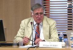 Audition de Philippe HUBERT (INERIS)