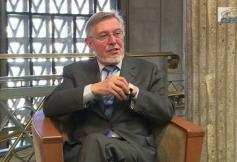 Interview de Jean AUROUX (ancien Ministre du travail)