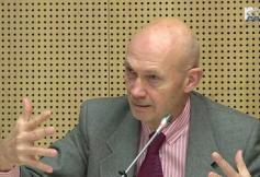 Audition de Pascal LAMY, ancien Directeur général de l'OMC